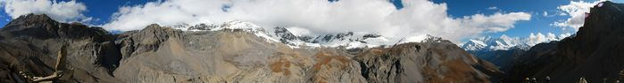 Apanoramizando el Himalaya