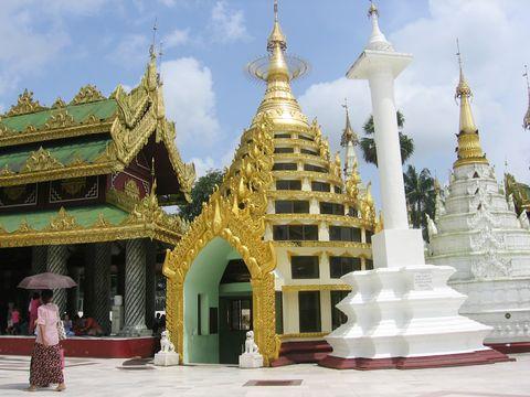 Swhedagon Paya