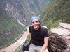 Pedazo de precipicio, pero no noté el vertigo :)