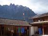 Five Finger Mt. Guesthouse, a 7 horas del inicio de la ruta en Quitou.