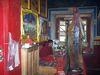 Monje del Chode Gompa orando